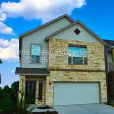 Rental info for Fully Furnished, Beautiful Home in the Round Rock area