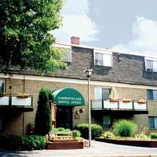 Rental info for Gardenvillage Apartments