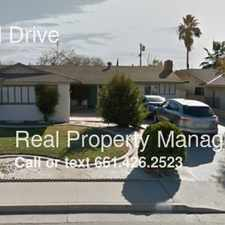 Rental info for 3413 Candlewood Drive in the Bakersfield area