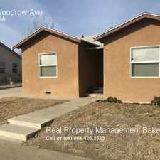 Rental info for 612 Woodrow Ave in the Bakersfield area