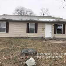 Rental info for 503 E. 5th in the St. Louis area