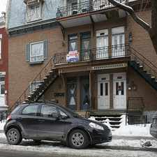 Rental info for Ave Coloniale & Ave des Pins E in the Plateau-Mont-Royal area