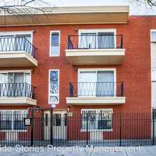 Rental info for 4950 S King Drive in the Chicago area