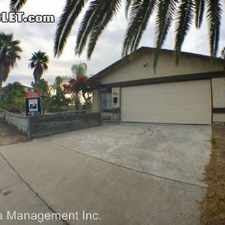 Rental info for Three Bedroom In Southeastern San Diego in the Skyline area