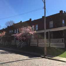 Rental info for Great Townhouse In A Great Location On North Ca... in the Columbus area