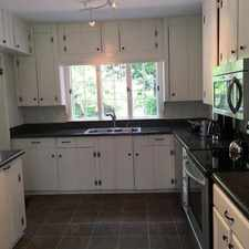 Rental info for Charming, Quiet Two Story Home Available In His...