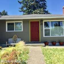Rental info for 3517 SE 67th Ave in the 97206 area