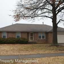 Rental info for 931 E. Rockwood St. in the Springfield area