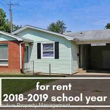 Rental info for 1724 Dunklin
