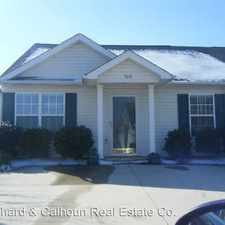 Rental info for 928 CAMMARON WAY in the Augusta-Richmond County area