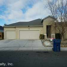 Rental info for 1334 Mountain Rose Drive