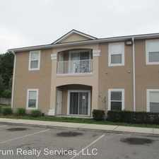 Rental info for 1465 Manotak Point Drive - 106 Unit 106 in the Jacksonville area