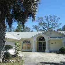 Rental info for 1282 Deltona Boulevard in the 34608 area
