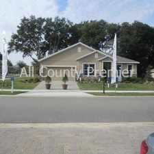 Rental info for 132 Blue Water St in the Eustis area
