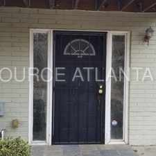Rental info for Beautiful & Affordable 2 Bedroom Apartment!!! in the Atlanta area