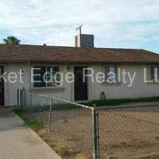 Rental info for 3 Bed at 35th Ave/Southern--Ready for Move In Today!
