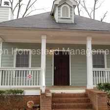 Rental info for Clean Renovated Home in the Mechanicsville area