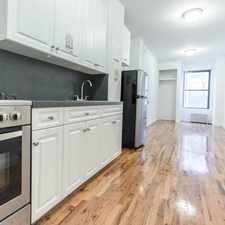 Rental info for W 18th St & 7th Ave in the New York area