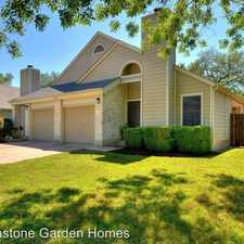 Rental info for Ranchstone Garden Homes