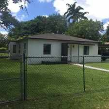 Rental info for For Rent By Owner In Miami in the Coral Terrace area