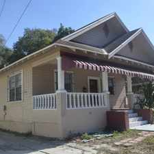 Rental info for For Rent By Owner In Tampa in the South Seminole Heights area
