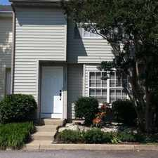 Rental info for 3582 Windmill Drive in the Virginia Beach area