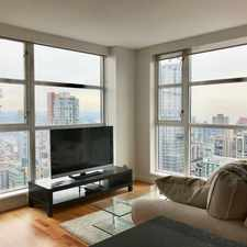 Rental info for 1199 Seymour Street #3008 in the West End area