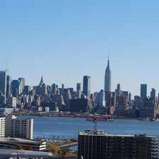 Rental info for 1308 Manhattan Avenue in the Jersey City area