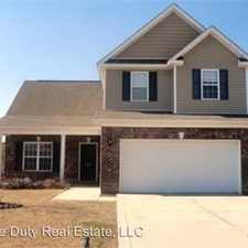 Rental info for 221 Silver Hills Drive