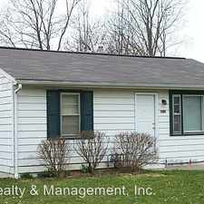 Rental info for 613 E Moody Dr. in the Bloomington area
