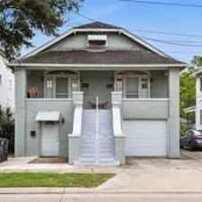 Rental info for 5904 A TCHOUPITOULAS ST. in the West Riverside area