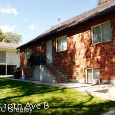 Rental info for 2208 10th Ave B