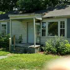 Rental info for 204 Hillcrest Circle Dr. in the Jackson area