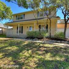 Rental info for 3013 Chisholm Trail in the Austin area