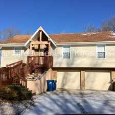 Rental info for Cute Home in Liberty MO in the Kansas City area