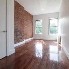 Rental info for 1496 Bedford Avenue in the New York area
