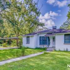 Rental info for 5204 Astral Street in the Jacksonville area