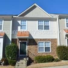 Rental info for Spacious & Comfortable Townhome - Private Deck - Super Convenient!