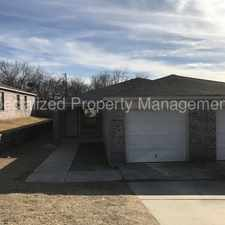 Rental info for 8121 Doreen Ave, Fort Worth - Coming Soon! in the Western Hills North area