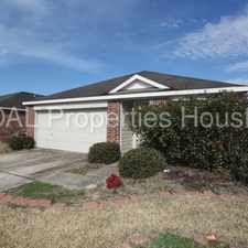 Rental info for Wonderful 4/2 Home!! in the Houston area