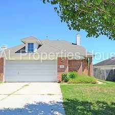 Rental info for Beautiful Home!!