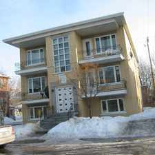 Rental info for 302 Rue des Lilas Est #302-4 in the Lairet area