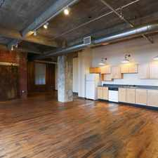 Rental info for 1627 Washington Avenue in the St. Louis area