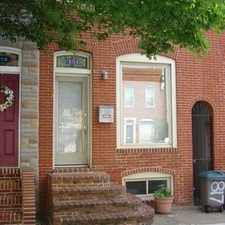 Rental info for $1650 2 bedroom Townhouse in Baltimore City Baltimore East in the Milton - Montford area