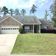 Rental info for 1315 Royal Oak Street in the Augusta-Richmond County area
