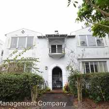 Rental info for 714 E. Harwood Street in the Lake Eola Heights area