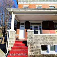 Rental info for 2737 N. Howard St in the Remington area