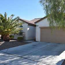 Rental info for 2275 Keego Harbor St in the Sun City Anthem area