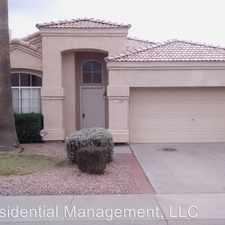 Rental info for 11259 W. Piccadilly Rd
