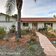 Rental info for 6110 Manzanilla Drive